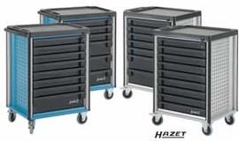 HAZET Werkzeugwagen Assistent 180 – Modular, vielseitig und innovativ