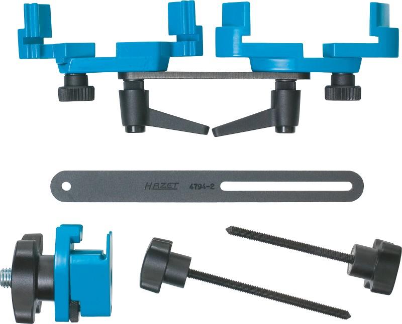 HAZET Motor-Einstellwerkzeuge für die professionelle Motor-Instandsetzung