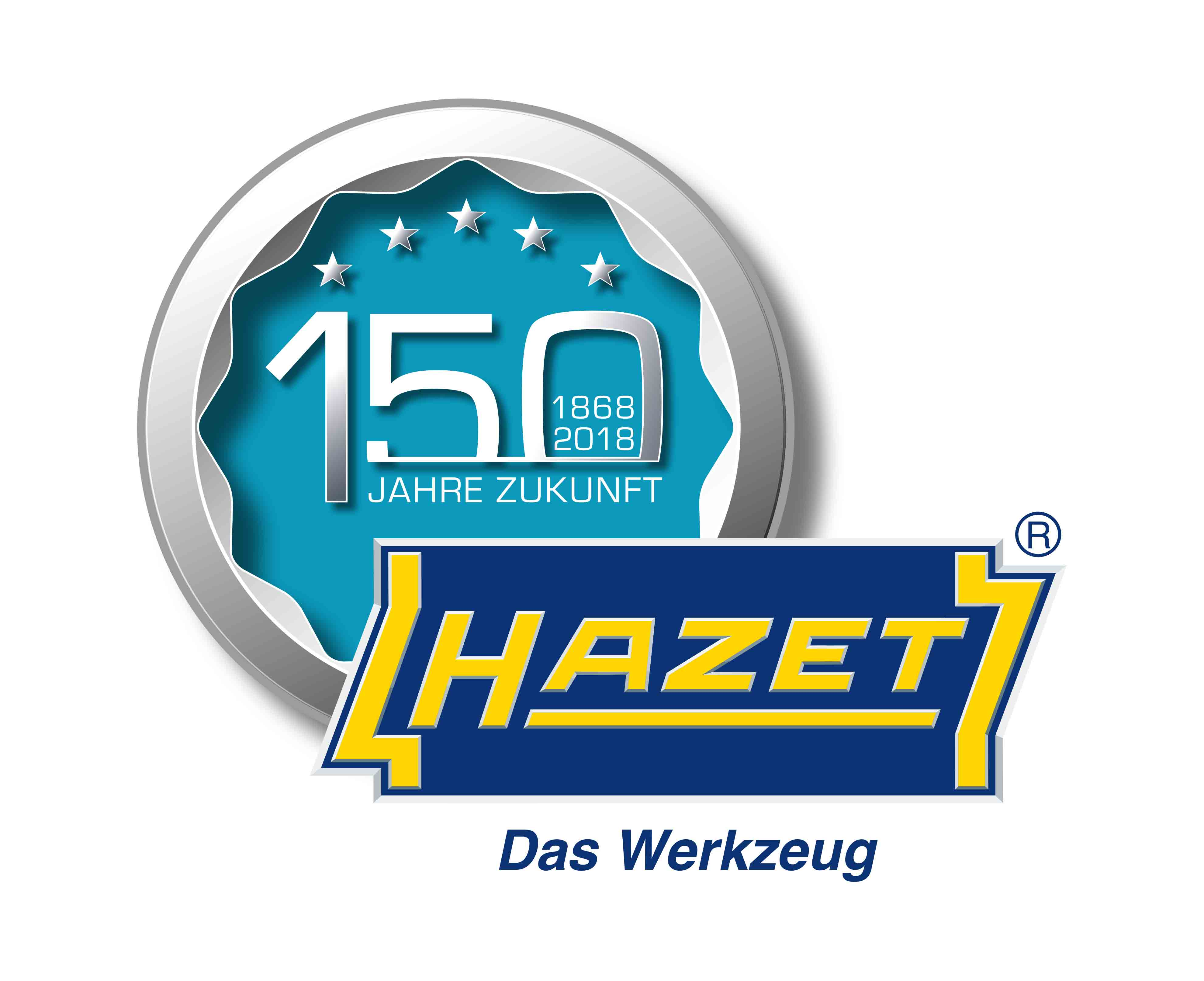 HAZET presents a new logo in its anniversary year