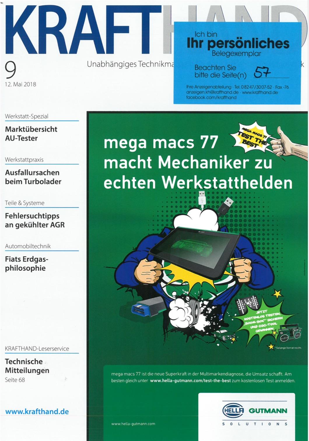 Krafthand 05-2018