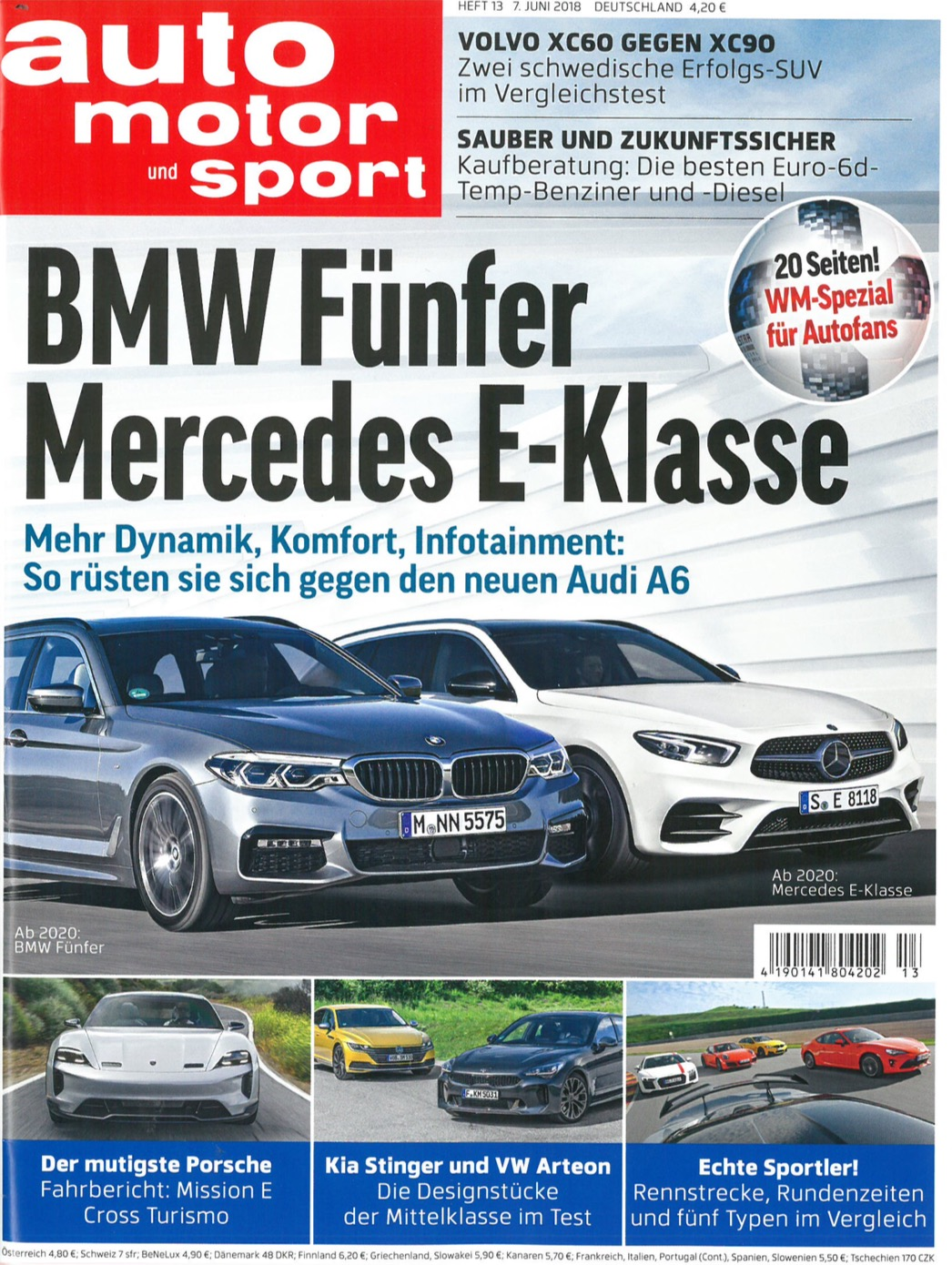 Auto Motor Sport 06-2018