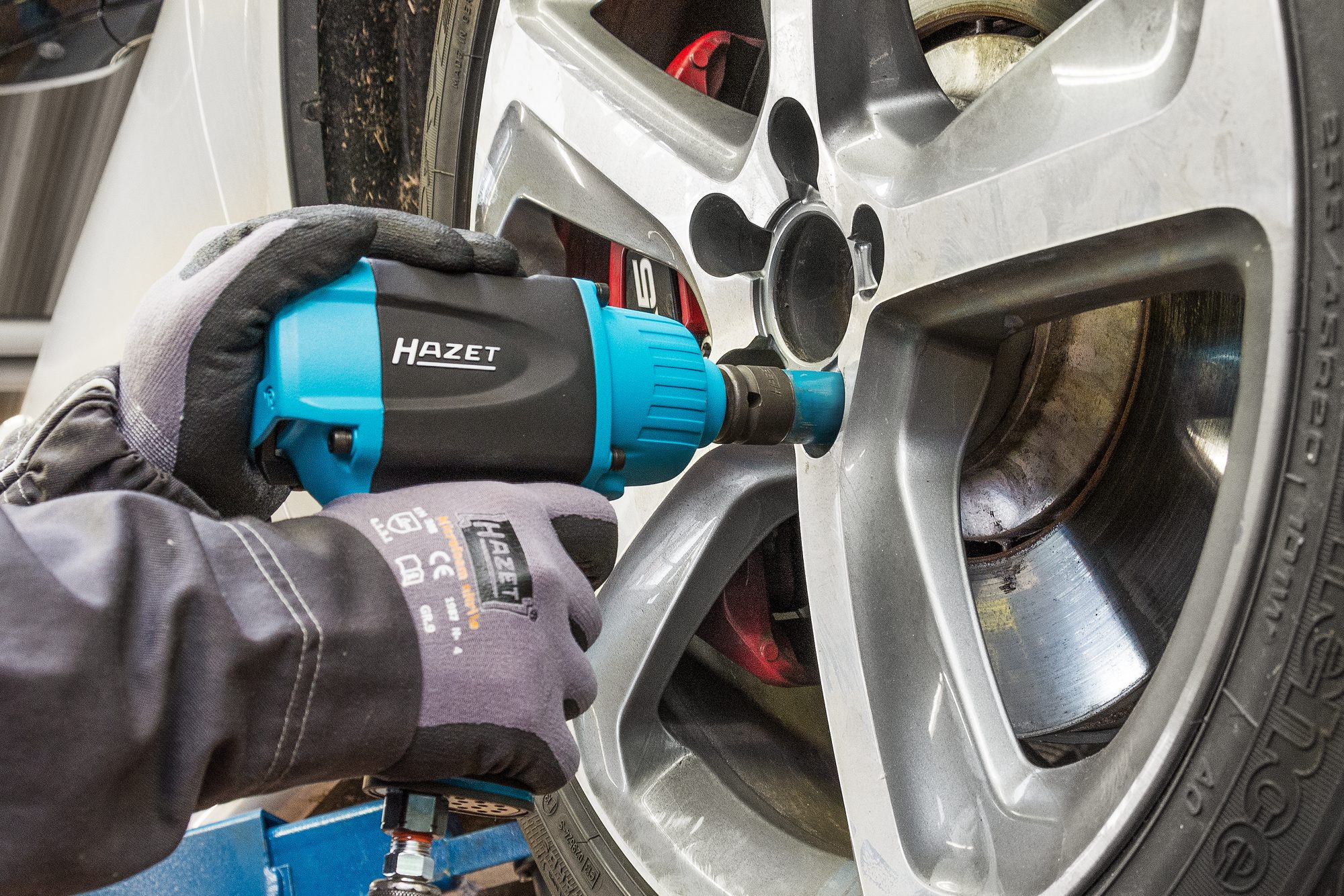 Two new impact wrenches from HAZET