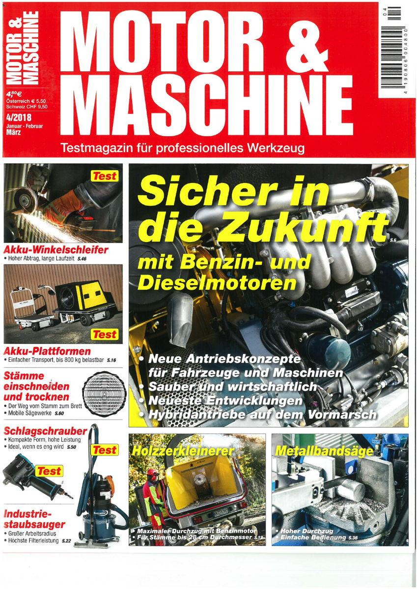 Motor Maschine