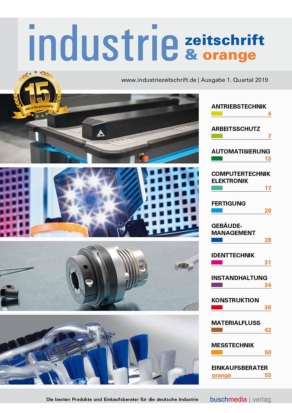 Industriezeitschrift