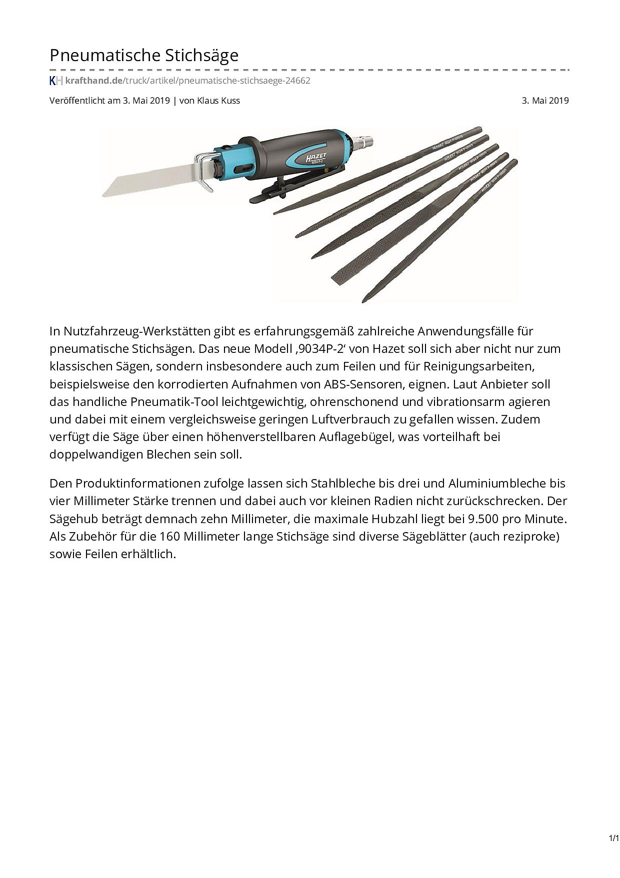 Krafthand Online