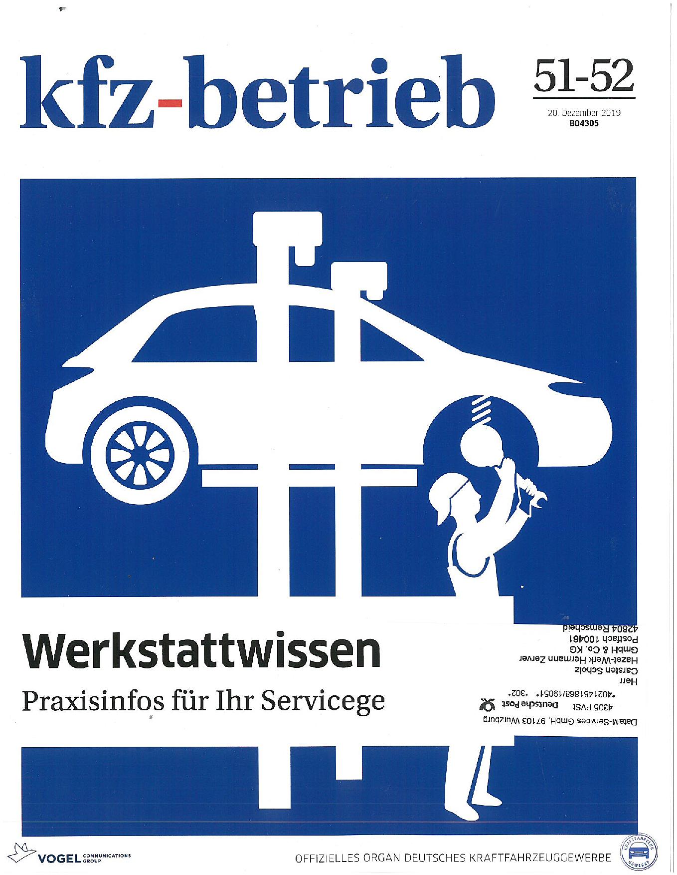 Kfz Betrieb