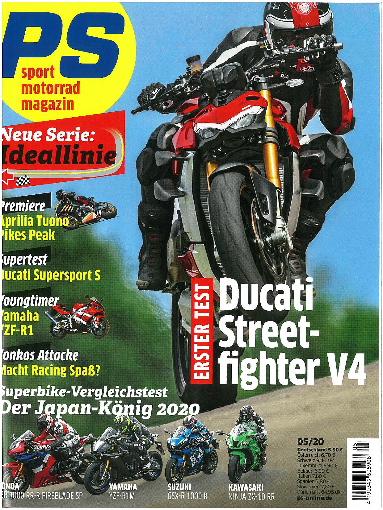 Ps Sport Motorrad Magazin