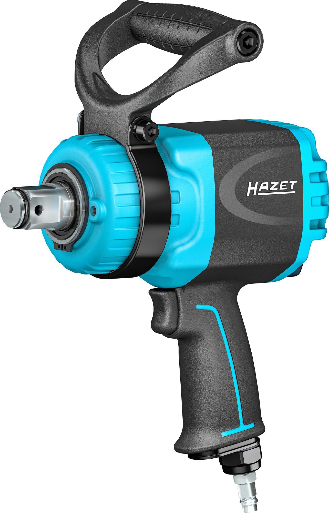 Nouvelle clé à chocs avec accessoires de HAZET :