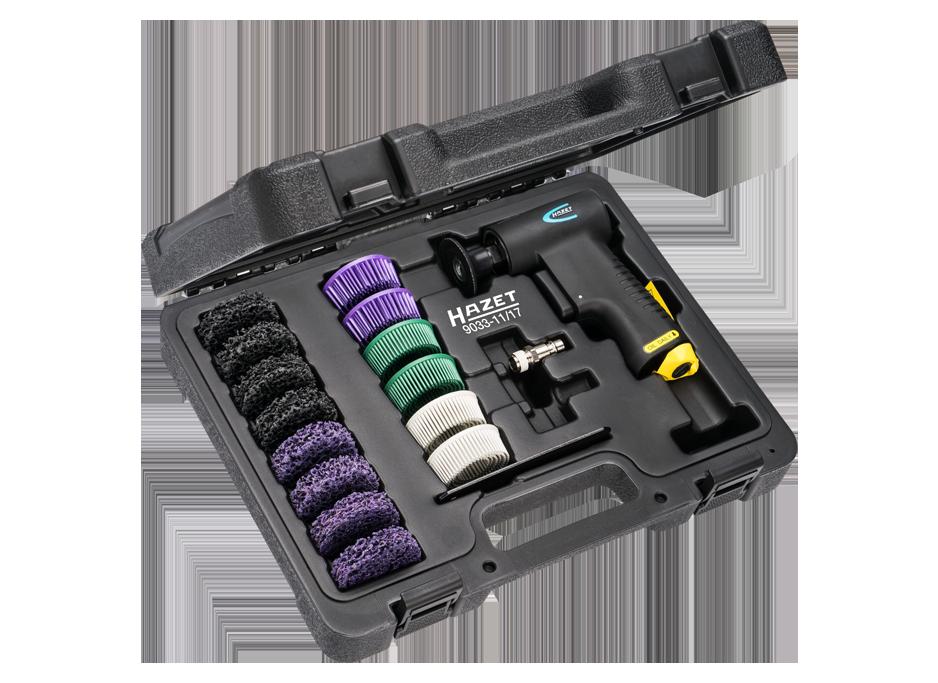 HAZET wins World Tool Award 2021 for bristle grinder 9033-11/17