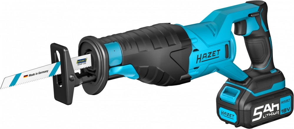 New cordless reciprocating saw from HAZET