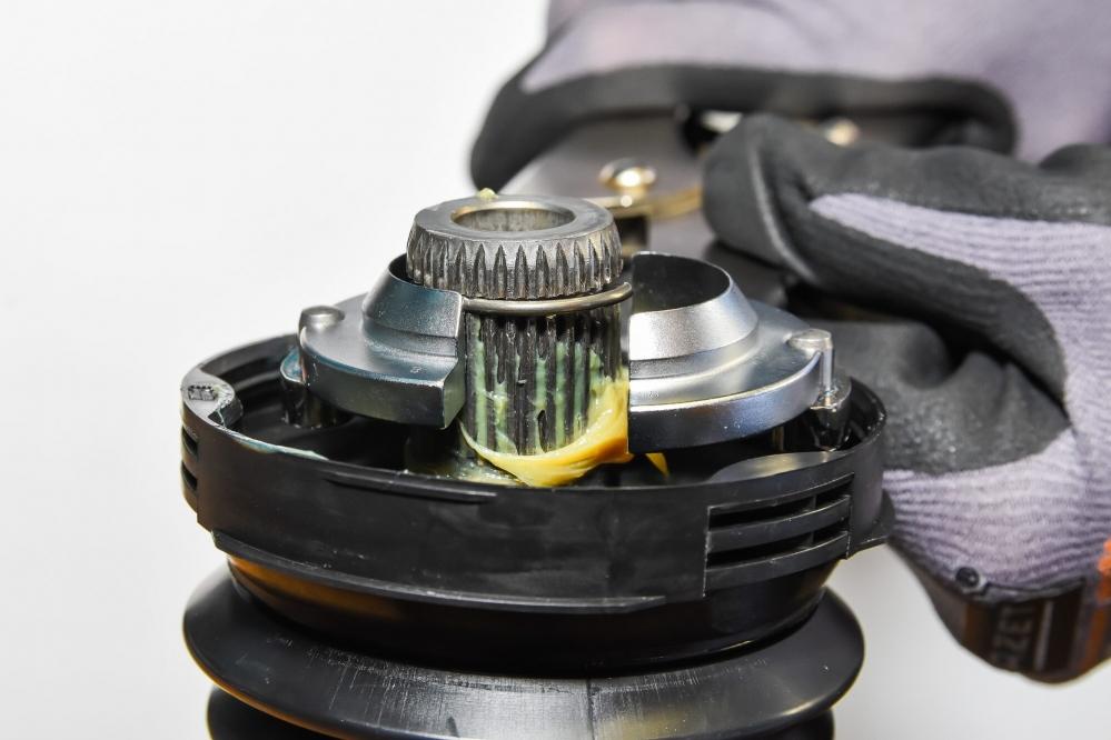 Neue Problemlösung zur Antriebswellen-Reparatur