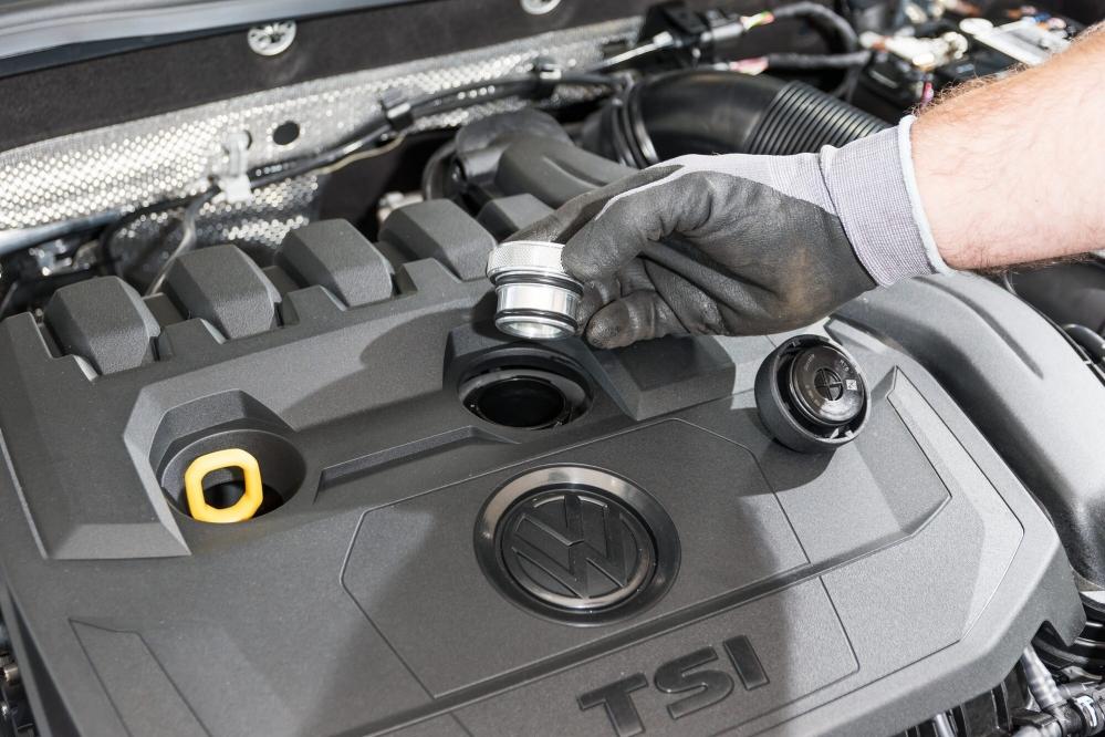 Motoröl Einfüll-Adapter und Kraftstofffilter Lösewerkzeug