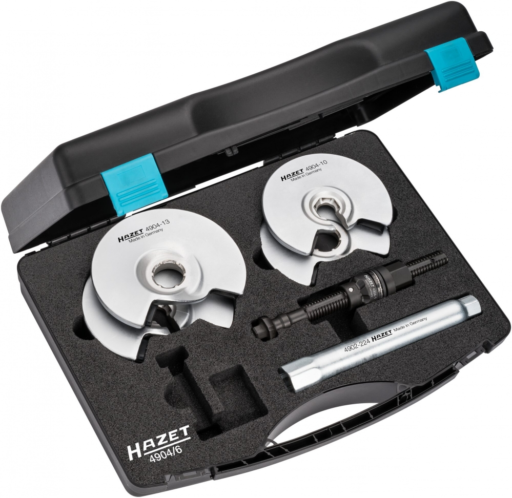 New HAZET universal inside spring vice set can be used on almost all passenger cars