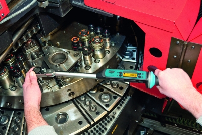 Neue Betriebs-/ Werkstatt Version des elektronischen Drehmoment-/ Drehwinkel-Schlüssels von HAZET