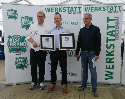 """6. Sieg in Folge für HAZET! Beste Marke: """"Werkzeug"""" und """"Druckluftschrauber"""""""