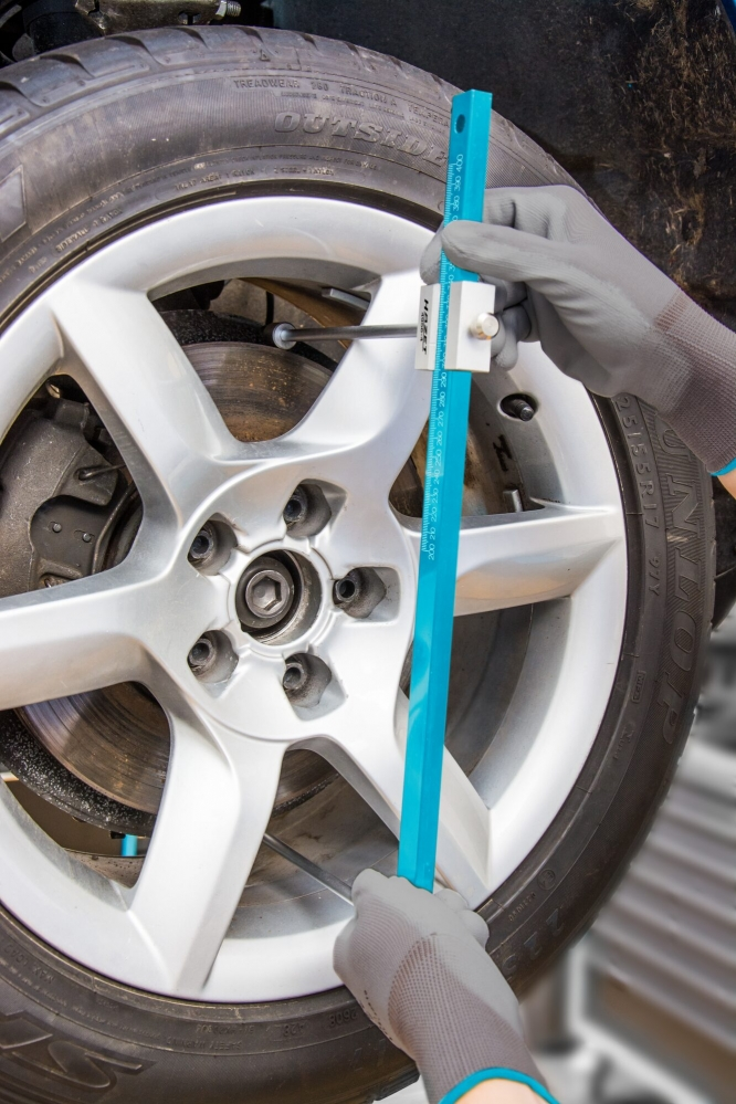 Neue Bremsscheiben-Messschieber von HAZET