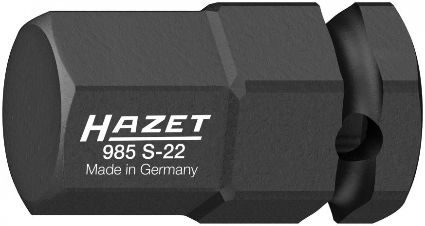 HAZET Schlag-, Maschinenschrauber-Adapter
